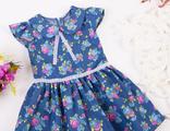 3121 Платье джинсовое/Provence Collection
