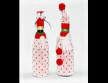 Чехол на бутылку сувенирный